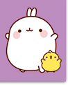 MOLANG Greetings Cards
