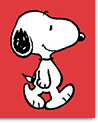 Snoopy and Peanuts Greetings Cards
